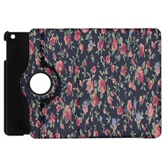 Pattern Flowers Pattern Flowers Apple Ipad Mini Flip 360 Case