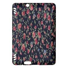 Pattern Flowers Pattern Flowers Kindle Fire Hdx Hardshell Case