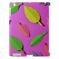 Leaves Autumn Nature Trees Apple Ipad 3/4 Hardshell Case (compatible With Smart Cover)