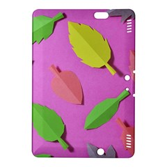 Leaves Autumn Nature Trees Kindle Fire Hdx 8 9  Hardshell Case