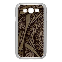 Abstract Pattern Graphics Samsung Galaxy Grand Duos I9082 Case (white)