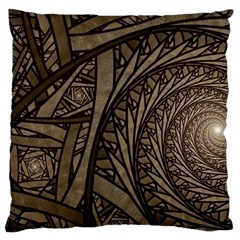 Abstract Pattern Graphics Standard Flano Cushion Case (two Sides)