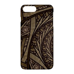 Abstract Pattern Graphics Apple Iphone 8 Plus Hardshell Case