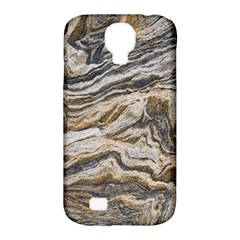 Texture Marble Abstract Pattern Samsung Galaxy S4 Classic Hardshell Case (pc+silicone)