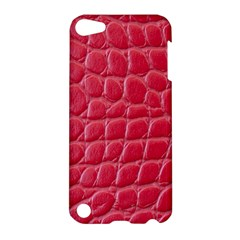 Textile Texture Spotted Fabric Apple Ipod Touch 5 Hardshell Case