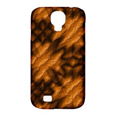 Background Texture Pattern Samsung Galaxy S4 Classic Hardshell Case (pc+silicone)