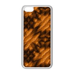 Background Texture Pattern Apple Iphone 5c Seamless Case (white)