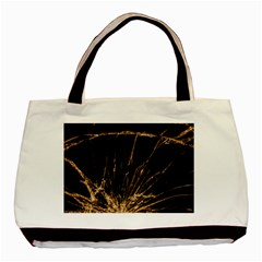 Background Abstract Structure Basic Tote Bag