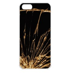 Background Abstract Structure Apple Iphone 5 Seamless Case (white)
