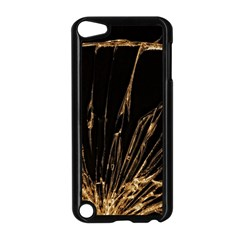 Background Abstract Structure Apple Ipod Touch 5 Case (black)