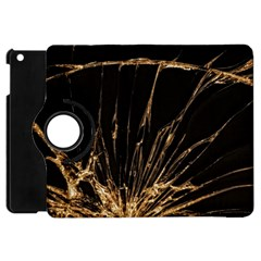 Background Abstract Structure Apple Ipad Mini Flip 360 Case