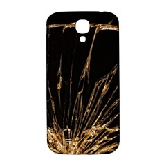 Background Abstract Structure Samsung Galaxy S4 I9500/i9505  Hardshell Back Case