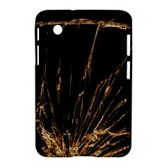 Background Abstract Structure Samsung Galaxy Tab 2 (7 ) P3100 Hardshell Case