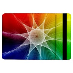 Abstract Star Pattern Structure Ipad Air Flip