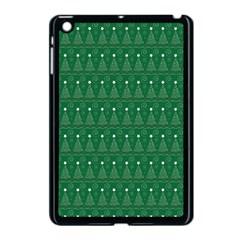 Christmas Tree Pattern Design Apple Ipad Mini Case (black)