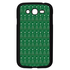 Christmas Tree Pattern Design Samsung Galaxy Grand Duos I9082 Case (black)