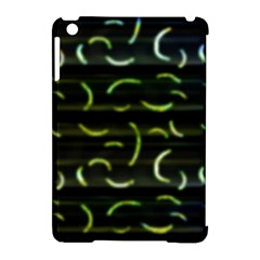 Abstract Dark Blur Texture Apple Ipad Mini Hardshell Case (compatible With Smart Cover)