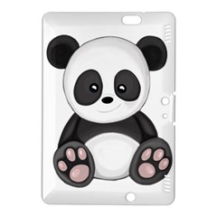 Cute Panda Kindle Fire Hdx 8 9  Hardshell Case