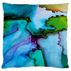Abstract Painting Art Large Cushion Case (one Side)