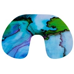 Abstract Painting Art Travel Neck Pillows