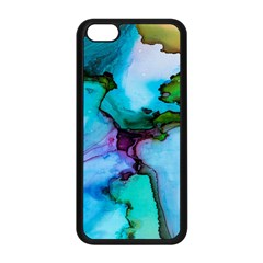 Abstract Painting Art Apple Iphone 5c Seamless Case (black)