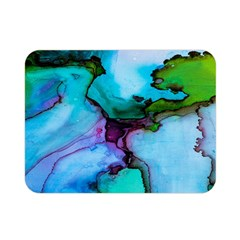 Abstract Painting Art Double Sided Flano Blanket (mini)