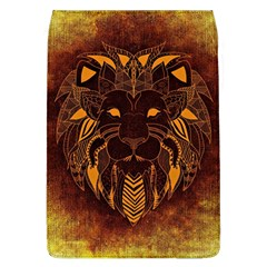 Lion Wild Animal Abstract Flap Covers (l)