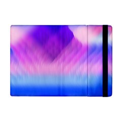 Background Art Abstract Watercolor Apple Ipad Mini Flip Case