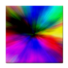 Creativity Abstract Alive Tile Coasters
