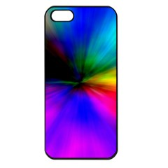 Creativity Abstract Alive Apple Iphone 5 Seamless Case (black)