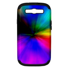 Creativity Abstract Alive Samsung Galaxy S Iii Hardshell Case (pc+silicone)