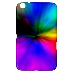 Creativity Abstract Alive Samsung Galaxy Tab 3 (8 ) T3100 Hardshell Case