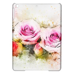 Flower Roses Art Abstract Ipad Air Hardshell Cases