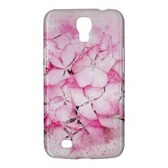 Flower Pink Art Abstract Nature Samsung Galaxy Mega 6 3  I9200 Hardshell Case