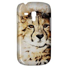 Leopard Animal Art Abstract Galaxy S3 Mini