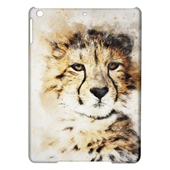 Leopard Animal Art Abstract Ipad Air Hardshell Cases