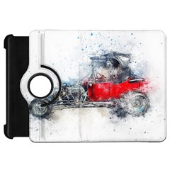 Car Old Car Art Abstract Kindle Fire Hd 7