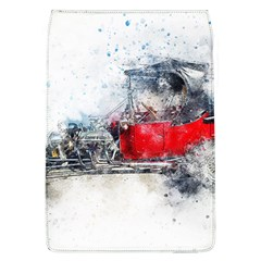 Car Old Car Art Abstract Flap Covers (l)
