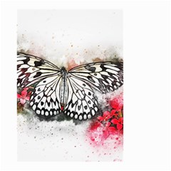 Butterfly Animal Insect Art Small Garden Flag (two Sides)