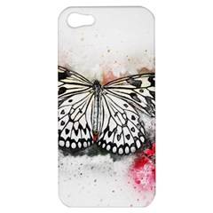 Butterfly Animal Insect Art Apple Iphone 5 Hardshell Case