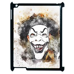 Mask Party Art Abstract Watercolor Apple Ipad 2 Case (black)