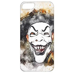 Mask Party Art Abstract Watercolor Apple Iphone 5 Classic Hardshell Case
