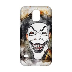 Mask Party Art Abstract Watercolor Samsung Galaxy S5 Hardshell Case