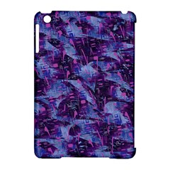 Techno Grunge Punk Apple Ipad Mini Hardshell Case (compatible With Smart Cover)