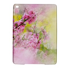 Flowers Pink Art Abstract Nature Ipad Air 2 Hardshell Cases