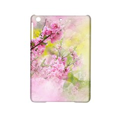 Flowers Pink Art Abstract Nature Ipad Mini 2 Hardshell Cases