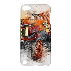 Car Old Car Art Abstract Apple Ipod Touch 5 Hardshell Case