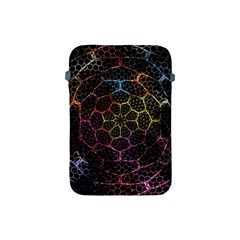 Background Grid Art Abstract Apple Ipad Mini Protective Soft Cases