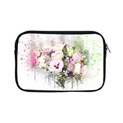 Flowers Bouquet Art Abstract Apple Ipad Mini Zipper Cases