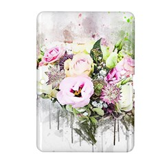 Flowers Bouquet Art Abstract Samsung Galaxy Tab 2 (10 1 ) P5100 Hardshell Case